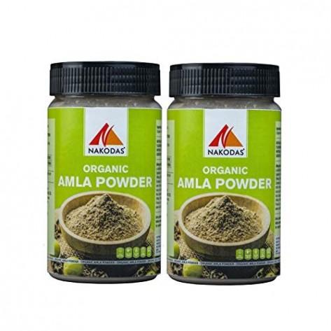 Amla Powder 180g (2 packs of 90g each)