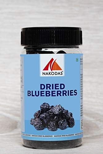 Blue Berries Dried 125gms