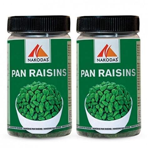 Pan Raisins 250g (2 packs of 125g each)