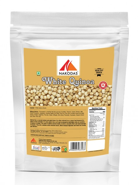 Buy health foods chocolate nuts mukhwas and organic white quinoa seeds online