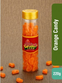 Orange Candy 220g Jar