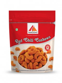 Red Chili Cashews 200g