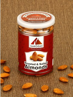 Buy roasted almonds online
