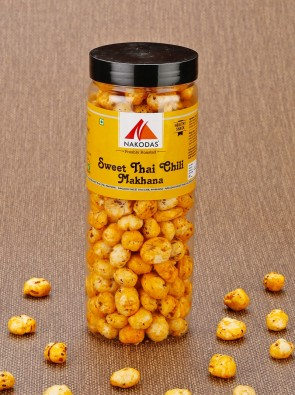 Sweet Thai Chili Makhana 70g Bottle