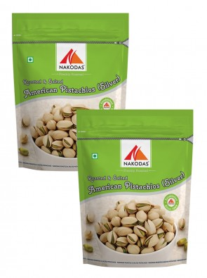 American Pista 500gm (Regular) (250gm X 2)