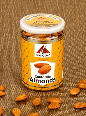California Almonds (Regular) 200g Jar