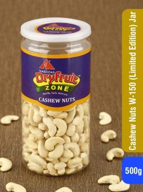 Cashew Nuts 500g  W150 (Limited Edition) Jar