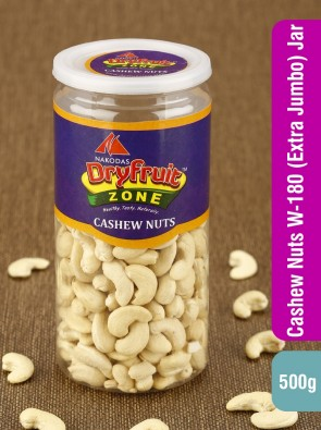 buy dry fruits and W180 extra jumbo cashew nut online
