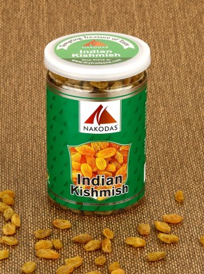 Raisin Indian Kishmish (Regular) 200g Jar
