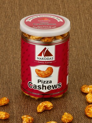 Pizza Cashews 200g Jar