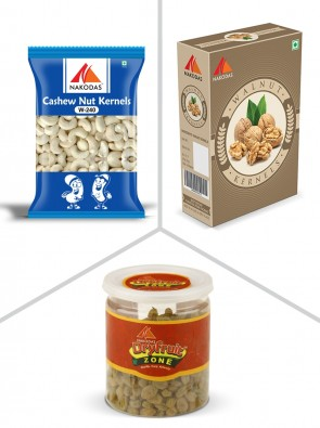 buy dry fruits and 4 premium combo online