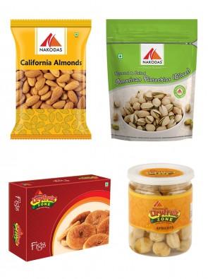 Spl Combo 3    (Almonds,Pista,Apricot,Figs)