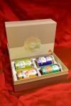Premium Celebration Box (Almonds, Cashews, Pistachios, Indian Kishmish)