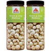 Cream & Onion Makhana Fox Nuts (70 gm Each, Pack of 2)