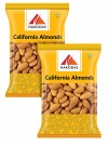 Almonds (Regular) 500gm (250gm X 2)