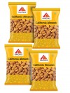 Almonds (Regular) 1 KG (250gm X 4)