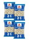 Cashews Premium 1kg W240 (Bold) (250gm X 4)