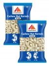 Cashews Premium 500g W240 (Bold) (250gm X 2)