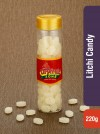 Litchi Candy 220g Jar
