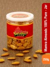 Mamra Almonds 100% Pure(Jar) 250g
